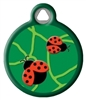 Dog Tag Art Lupine Beetlemania DTA-33913
