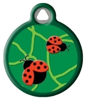 Dog Tag Art LupinePet Beetlemania DTA-33913