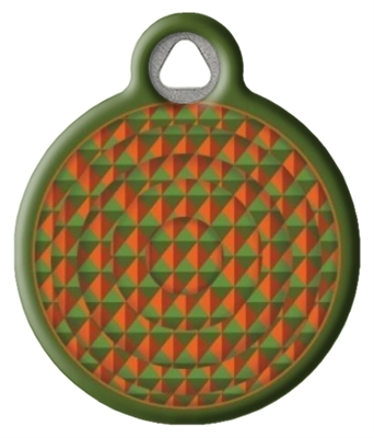 Dog Tag Art Lupine Copper Canyon DTA-22488