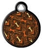Dog Tag Art LupinePet Down Under - DTA-20841