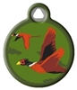 Dog Tag Art Lupine Fly Away - DTA-60905