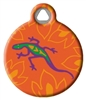 Dog Tag Art LupinePet Go Go Gecko - DTA-12108