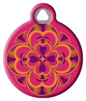 Dog Tag Art Lupine Heart 2 Heart - DTA-35695
