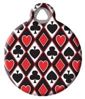 Dog Tag Art Lupine Hold 'Em DTA-60906