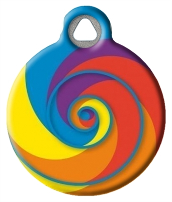 Dog Tag Art Lupine Lollipop - DTA-33756