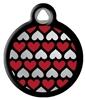 Dog Tag Art Lupine Love Struck DTA-20848