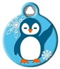 Dog Tag Art LupinePet Penguin Party DTA-MB678