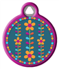Dog Tag Art Lupine Marigold - DTA-MB682