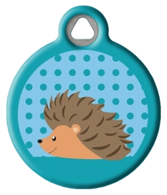 Dog Tag Art Lupine Hedgehogs - DTA-MB696