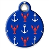 Dog Tag Art LupinePet Lobstahs- DTA-MB670