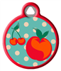 Dog Tag Art LupinePet Orchard - DTA-MB633