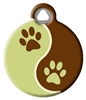 Dog Tag Art LupinePet Mud Puppy DTA-12096