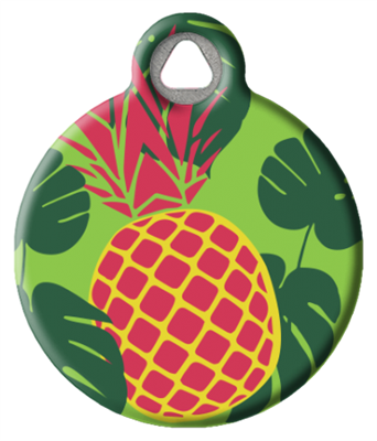 Dog Tag Art Lupine Pina Colada - DTA-MB683
