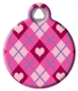 Dog Tag Art LupinePet Puppy Love - DTA-12091
