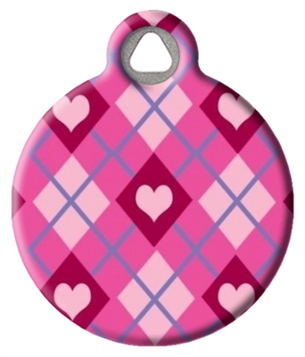 Dog Tag Art Lupine Puppy Love - DTA-12091