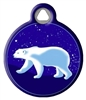 Dog Tag Art LupinePet Polar Paws DTA-36780