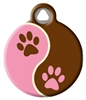Dog Tag Art LupinePet Tickled Pink - DTA-12098