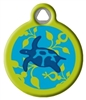 Dog Tag Art LupinePet Turtle Reef - DTA-12123