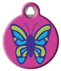 Dog Tag Art Lupine Wing It - DTA-20852