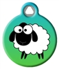 Dog Tag Art Sheep - DTA-