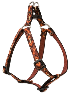 "Retired Lupine 1/2"" Down Under 10-13"" Step-in Harness - Small Dog"