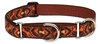 "Lupine 1"" Down Under 15-22"" Martingale Training Collar"