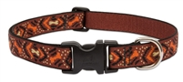 "Lupine Originals 1"" Down Under 16-28"" Adjustable Collar for Medium and Larger Dogs"