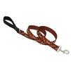 "Lupine 1"" Down Under 4' Padded Handle Leash"