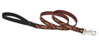 "Retired Lupine 3/4"" Down Under 4' Padded Handle Leash"