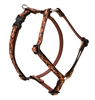 "Retired Lupine 1/2"" Down Under 9-14"" Roman Harness"
