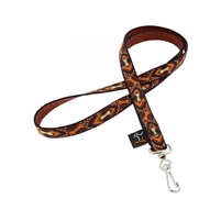 "LupinePet Original Design 1/2"" Down Under Lanyard"