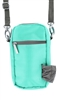 Doggie Walk Bags - Seafoam Cross Body Bag