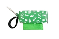 Doggie Walk Bags - Green Pet Gear Square Duffel