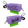 Doggie Walk HalloweenBags - Purple Woof Qty. 1