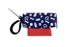 Doggie Walk Bags - Navy Pet Gear Square Duffel