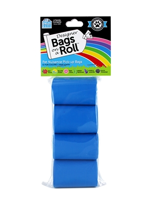 Doggie Walk - Blue Non Tie Handle Refill (Powder)
