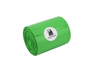 Doggie Walk - Single Roll Green- Rainforest Scent