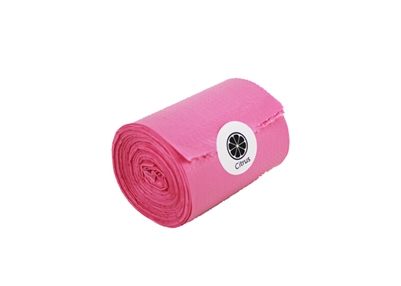 Doggie Walk - Single Roll Pink - Citrus Scent