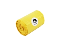 Doggie Walk - Single Roll Yellow - Ocean Scent