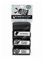 Doggie Walk - Black Tie Handle Refill (Unscented)