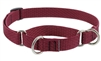 "Lupine ECO 3/4"" Berry 10-14"" Martingale Training Collar"