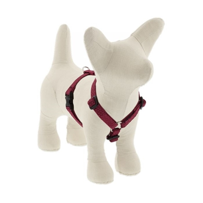 "Lupine ECO 1/2"" Berry 12-20"" Roman Harness"