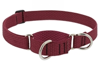 "Lupine ECO 1"" Berry 15-22"" Martingale Training Collar"