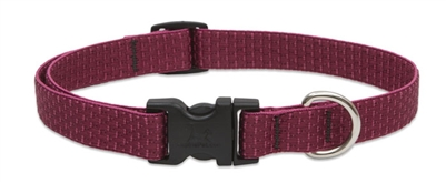 "Lupine ECO 3/4"" Berry 15-25"" Adjustable Collar"