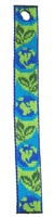 "Lupine 3/4"" Earth Day Bookmark - Includes Matching Tassel"