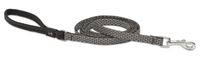 "Lupine ECO 1/2"" Granite 4' Padded Handle Leash"