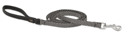 "Lupine ECO 1/2"" Granite 6' Padded Handle Leash"