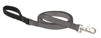 Lupine ECO Granite 6' Padded Handle Leash - Medium Dog