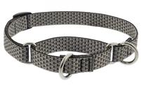 "Lupine ECO 3/4"" Granite 10-14"" Martingale Training Collar"