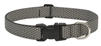 "Lupine ECO 1"" Granite 12-20"" Adjustable Collar for Medium and Larger Dogs"